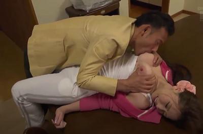 Cô vợ xinh Neo Akari  bị hiếp bởi sếp của chồng