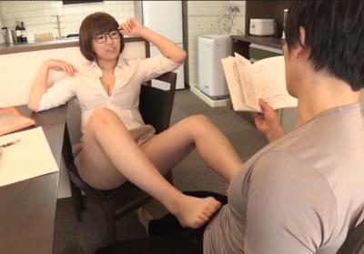 Chơi em thư ký mũm mĩm Matsumoto Nanami trong phòng làm việc