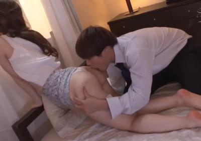 Chuyến đi công tác sung sướng cùng sếp nữ xinh đẹp Saeko Matsushita jav hd
